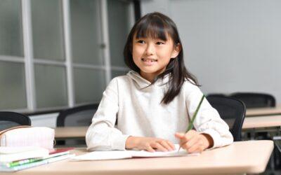 塾で伸びる子の条件