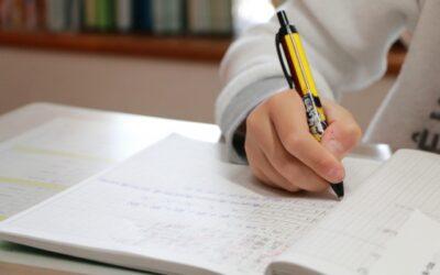 ○○が抜けてるから、塾で成績が伸びない